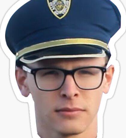iDubbbzTV - Content Cop Sticker