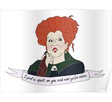 Love Winnie Poster