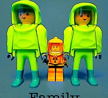 Nuclear family by TimConstable