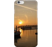 Cowes Sunrise iPhone Case/Skin
