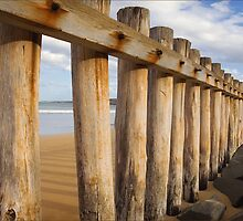 ANGLESEA BEACH by louise