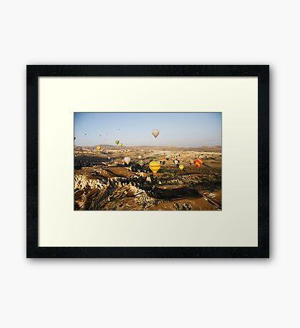 balloons #13 Framed Print