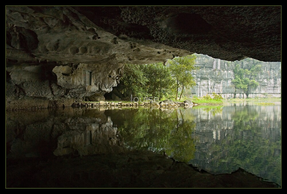 TAM COC, VIETNAM by louise