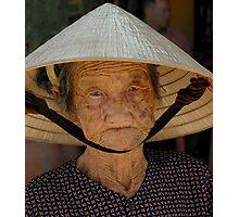 VIETNAMESE WOMAN Photographic Print