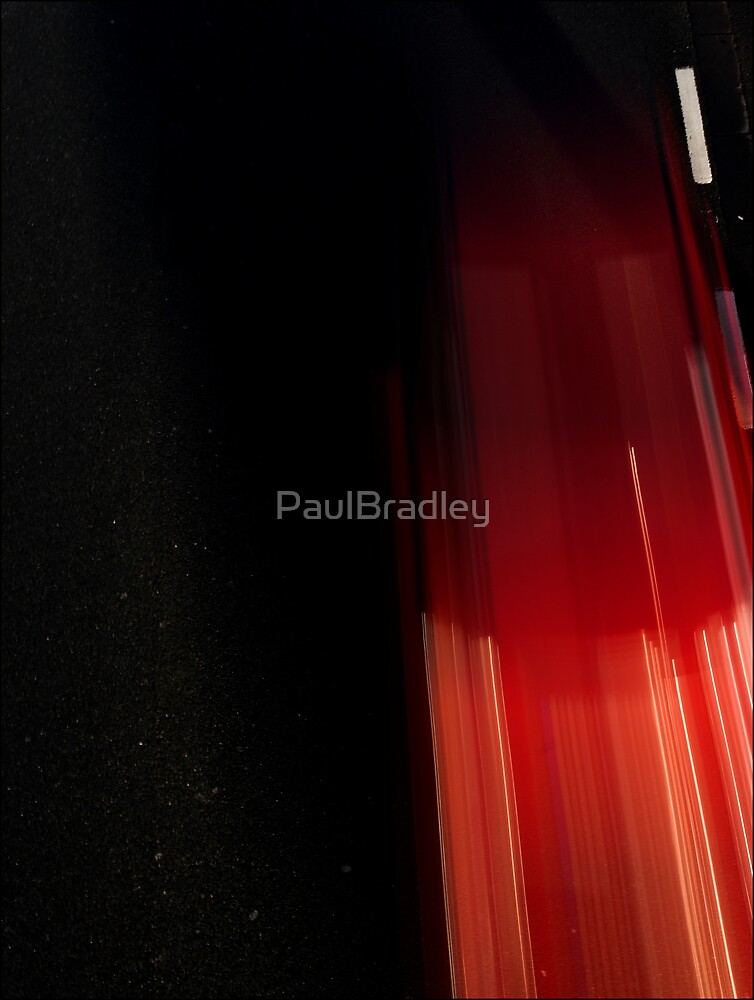 Speed by PaulBradley