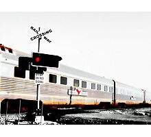 Indian Pacific Photographic Print