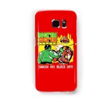ROCK EM' SOCK EM' HEROES Samsung Galaxy Case/Skin