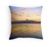 Lake Illawarra, NSW, Australia Throw Pillow
