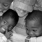 Group Hugs by rebecca zachariah