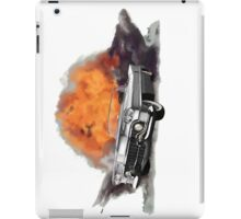 Increase Your Gears: The World Is Exploding! iPad Case/Skin