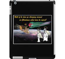 Christmas Traffic iPad Case/Skin