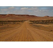 Oodnadatta Track,Ouback South Australia Photographic Print