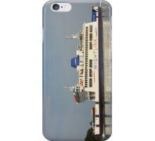 St Helen approaching Fishbourne iPhone Case/Skin