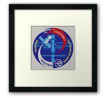 Soyuz TMA-1 Framed Print