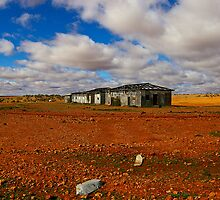 Shearers Quarters, Olive Downs by BigRed