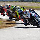 Synchronized - Superbikes by Brett Whinnen