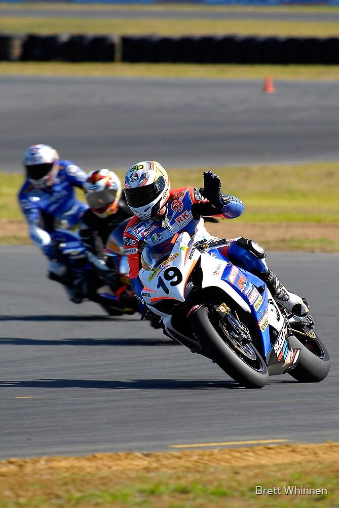 Shawn Giles - Superbikes by Brett Whinnen
