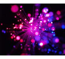 Birthday Sparkles Photographic Print