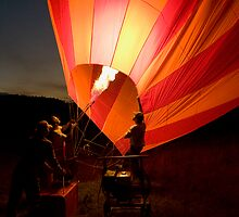 Hot Air by Simon Fallon