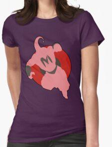 Dragon Ball Z - Kid Buu Womens Fitted T-Shirt