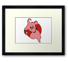 Dragon Ball Z - Kid Buu Framed Print