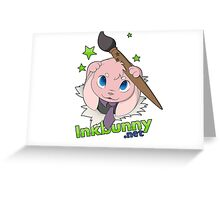 Inkbunny by TRICKSTA - Variation 1 Greeting Card