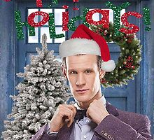 Dr. Eleventh Xmas by thescudders