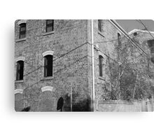 Streetscape - Richmond Metal Print