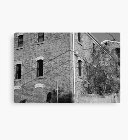 Streetscape - Richmond Canvas Print