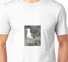 Lesser Black-Backed Gull. Unisex T-Shirt