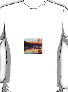 Harbor Of Messina — Buy Now Link - www.etsy.com/listing/207195964 T-Shirt