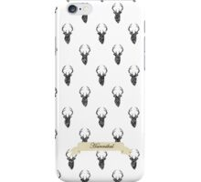Swiggity swag, the nightmare stag iPhone Case/Skin
