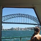Sydney Harbour Ferry by RobMehigan