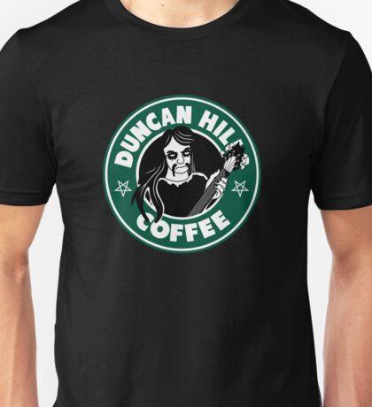 Duncan Hills Coffee (Toki) Unisex T-Shirt