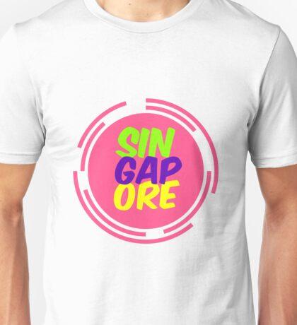 Singapore! Unisex T-Shirt