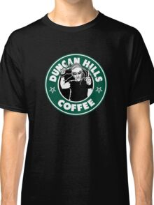 Duncan Hills Coffee (Pickles) Classic T-Shirt