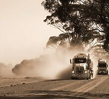 Bulldust Drive by Craig Shillington