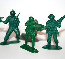 TOY SOLDIERS by ANDIBLAIR