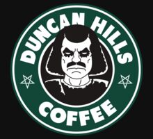 Duncan Hills Coffee (Murderface) by LocoRoboCo