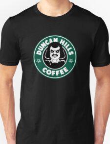Duncan Hills Coffee (Murderface) T-Shirt