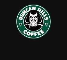 Duncan Hills Coffee (Murderface) Unisex T-Shirt