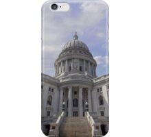 Wisconsin Capitol Building iPhone Case/Skin