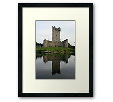 castle lake Framed Print