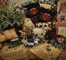 Country Christmas Crafts 3 by vigor