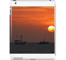 A Tranquil Sunset  iPad Case/Skin