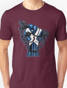 Scotland Yes Independence Fist Design Unisex T-Shirt