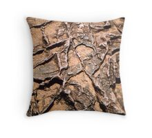 Rock Patterns Throw Pillow
