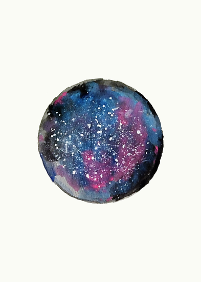 Galaxy by eraygakci