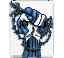 Scotland Yes Independence Fist Design iPad Case/Skin