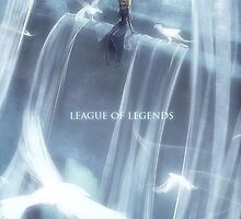 Lux League Of Legends by TheYungRyu
